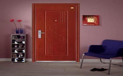 钢质防火入户门安装
